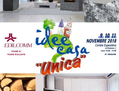 19° edizione di Idee casa Unica