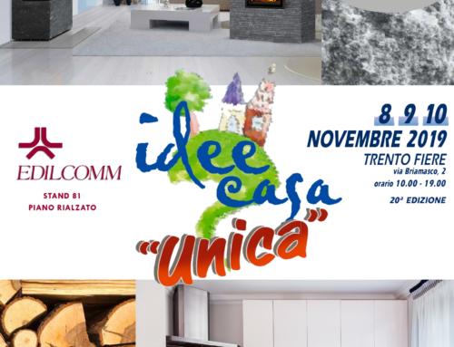 20° edizione di Idee casa Unica